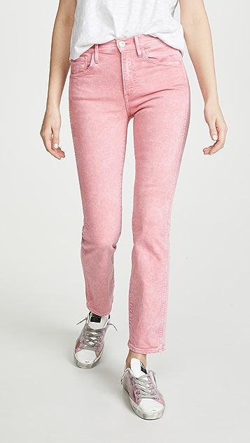 3x1 Stevie 直筒牛仔裤