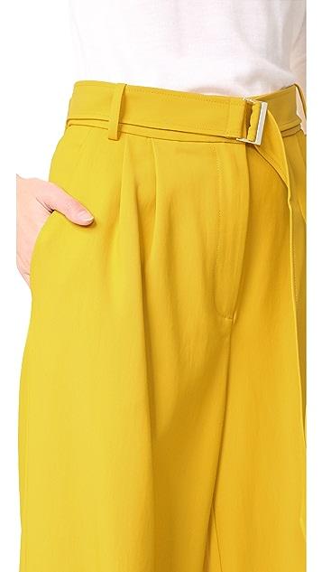Tibi 阔腿裤