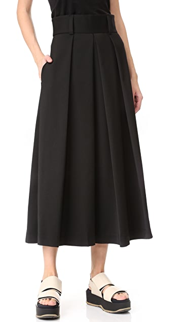 Tibi Agathe 高腰半身裙