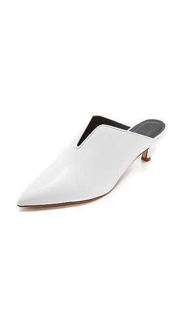 Tibi Dana 穆勒浅口鞋
