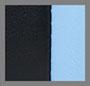 蓝色/黑色混色