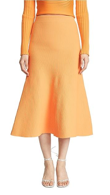 Tibi 罗纹裙