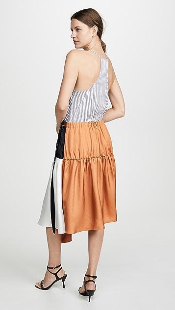 Tibi 裹身衬裙