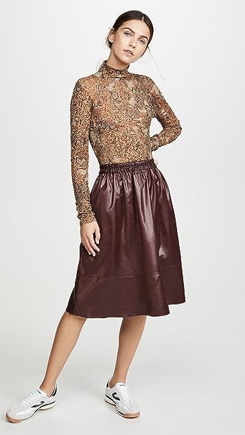Tibi 套穿式半身裙