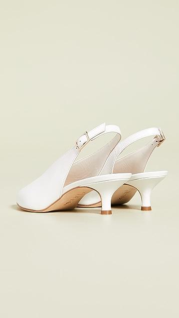 Tibi Lia 露跟浅口鞋