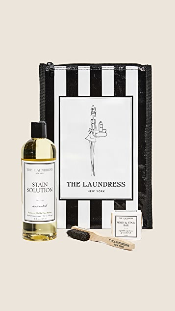 The Laundress 去污套件