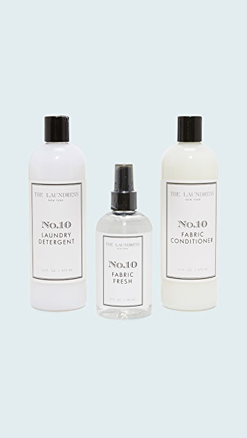 The Laundress No 10 Bundle