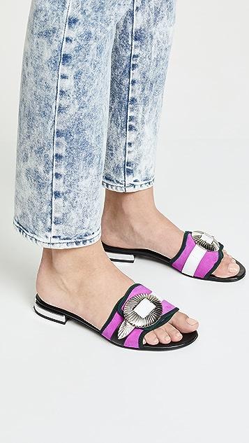 Toga Pulla 搭扣凉拖鞋