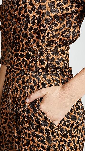 Toga Pulla 豹纹短裤