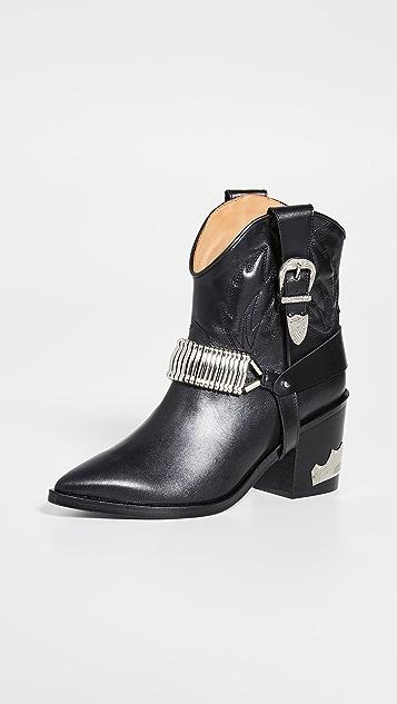 Toga Pulla 带扣靴