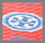 Samba Compass 方巾