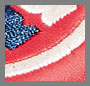 楠塔基特岛红色/白色/海军蓝
