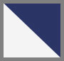 海军蓝/象牙白色/航海风圆点