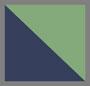 宝石绿/绿/蓝