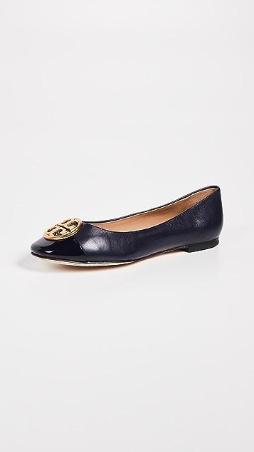 Tory Burch 切尔西式平底芭蕾舞鞋
