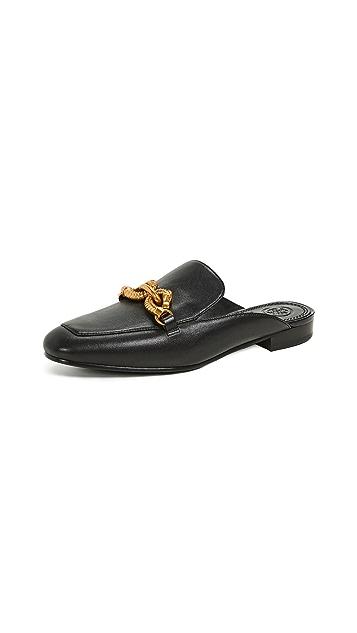 Tory Burch Jessa 露跟平跟船鞋