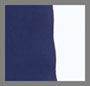 保守海军蓝/白色