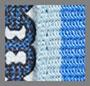 Bondi 蓝色双链条