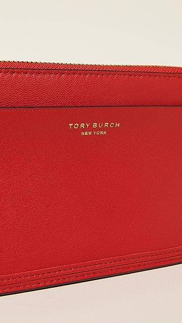 Tory Burch Perry 拉链腕带包