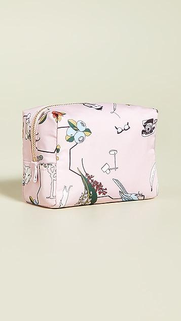 Tory Burch Sylvan 化妆盒