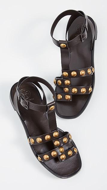 Tory Burch Blythe 罗马凉鞋