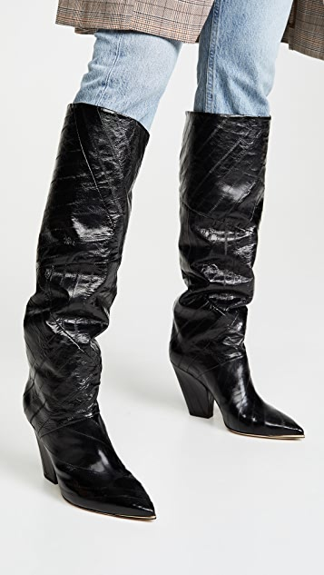 Tory Burch Lila 90mm 靴子
