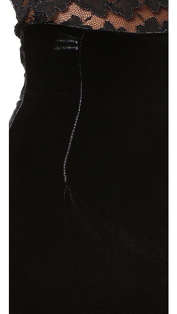 ThePerfext Amsterdam 天鹅绒半身裙