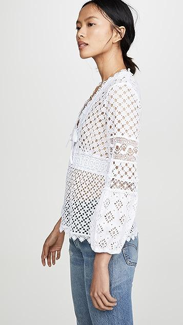Temptation Positano Formia 女式衬衫