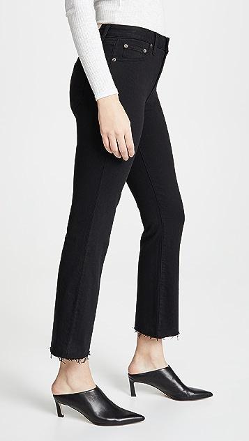 TRAVE Colette 微喇牛仔裤