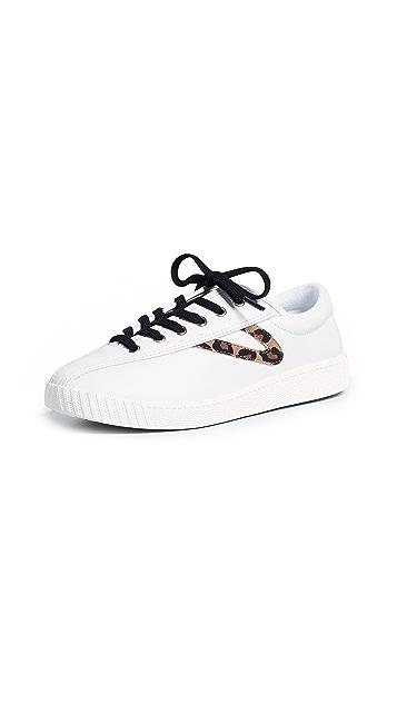 Tretorn Nylite 25 Plus 系带运动鞋