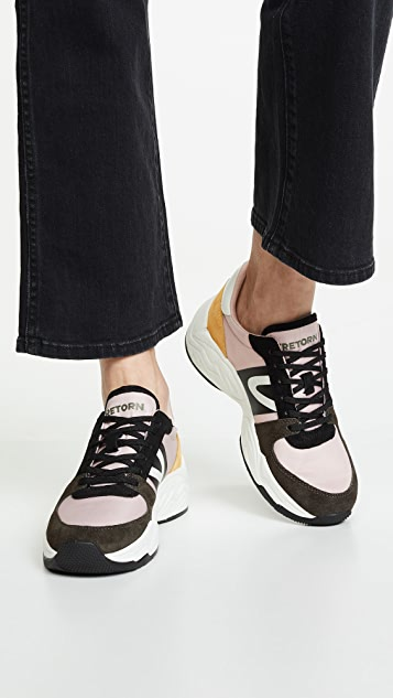 Tretorn Lexie 厚底运动鞋
