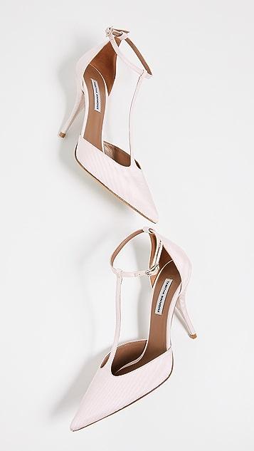 Tabitha Simmons Lou Lou 浅口鞋