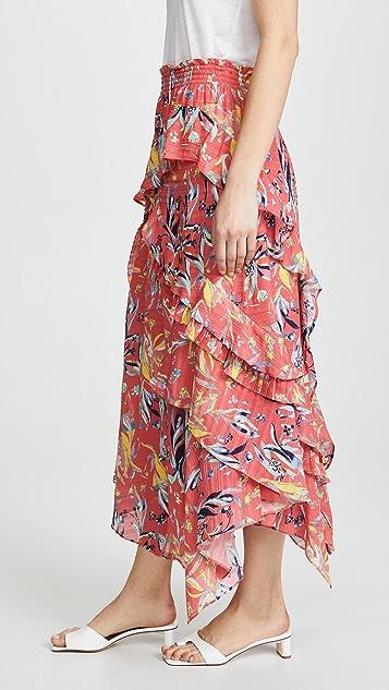 Tanya Taylor Teresa 半身裙