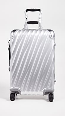 투미 Tumi 19 Degree Aluminum International Carry On,Silver