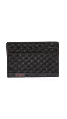투미 Tumi Alpha Slim Card Case,Black