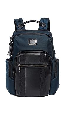 투미 Tumi Alpha Bravo Nellis Backpack,Navy