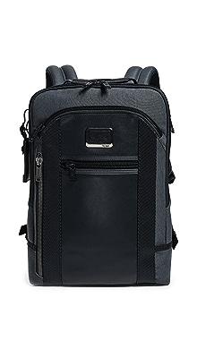 투미 Tumi Alpha Bravo Davis Backpack,Anthracite