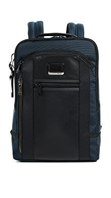 투미 Tumi Alpha Bravo Davis Backpack,Navy