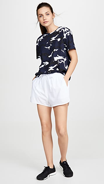 The Upside 运动短裤