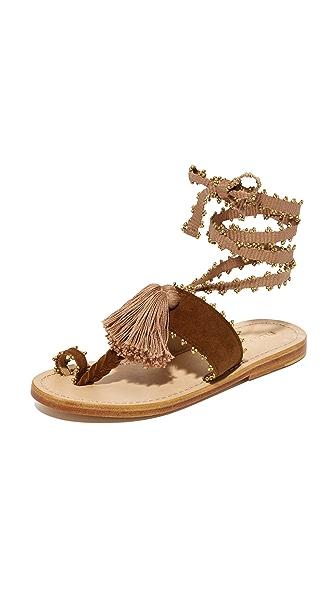 Ulla Johnson Zandra 凉鞋