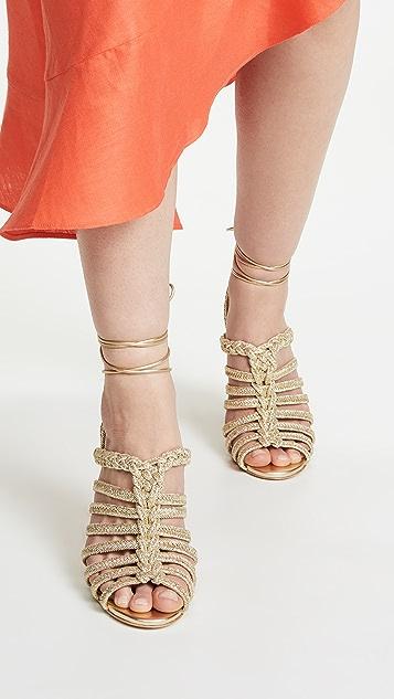 Ulla Johnson Isabel 高跟凉鞋