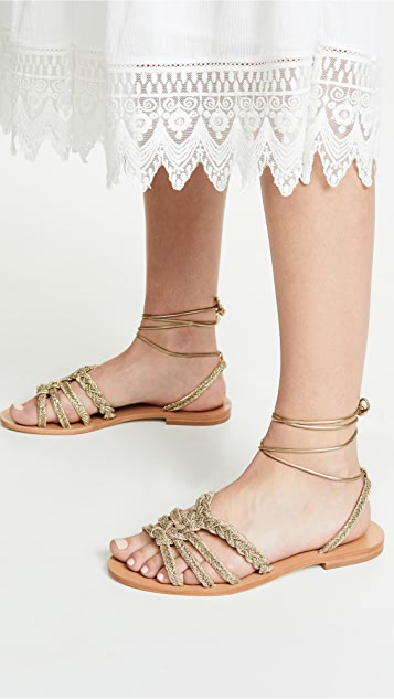 Ulla Johnson Manuela 凉鞋