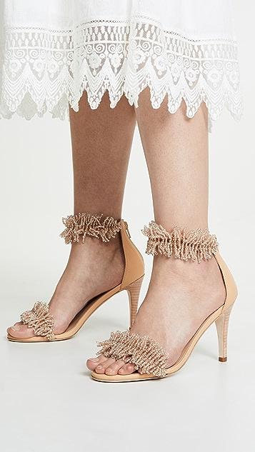 Ulla Johnson Zuzu 高跟凉鞋
