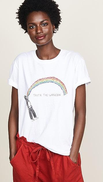 Unfortunate Portrait Taste the Waynebow T 恤