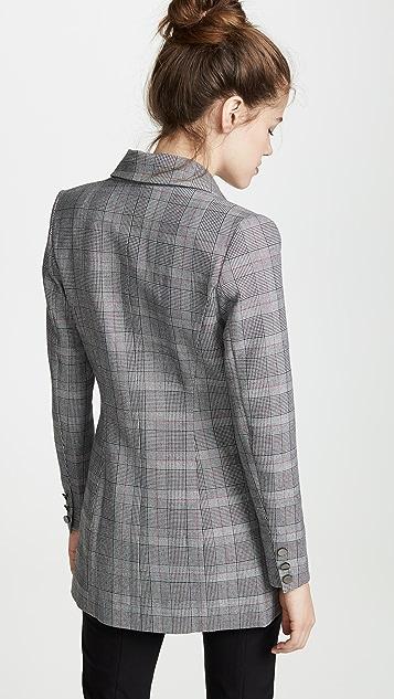 Vatanika 格子外套式连衣裙