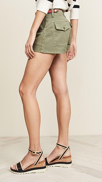 Veronica Beard Jean Caine 短裤
