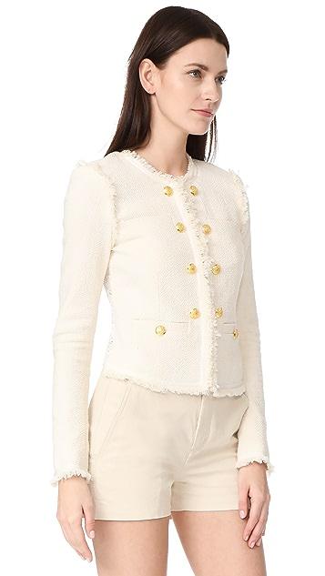 Veronica Beard Betsy 蕾丝花呢夹克