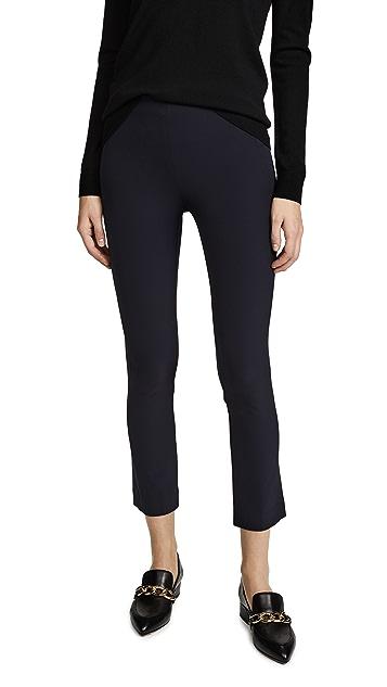 Veronica Beard 后拉链潜水式裤子