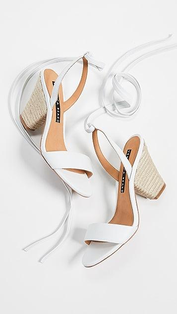 Veronica Beard Remy 凉鞋