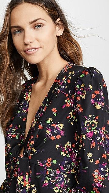 Veronica Beard Payton 女式衬衫